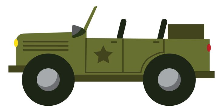 736x372 Military Clipart Military Vehicle