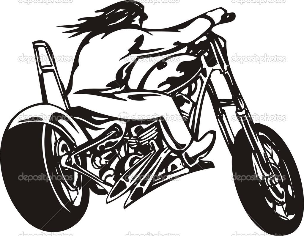 1023x794 Harley Davidson Clipart Harley Davison