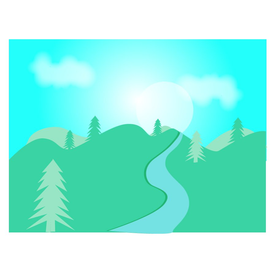 Free Mountain Clipart