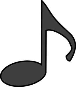 261x297 Clipart Pictures Of Music Notes