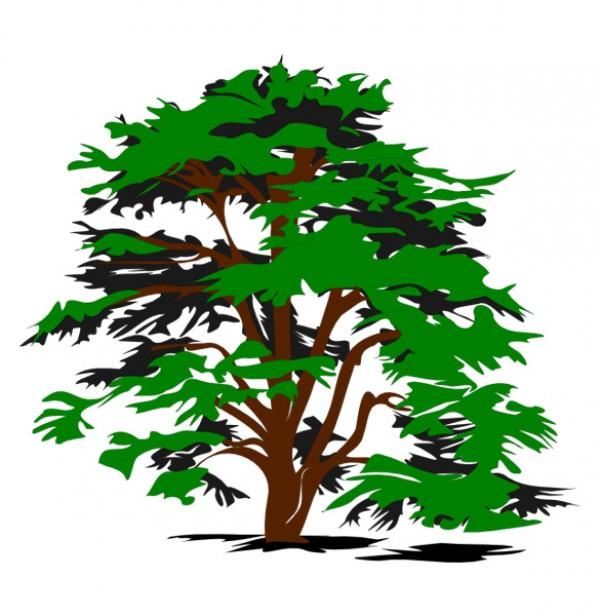600x616 Free Nature Scene Clip Art 3