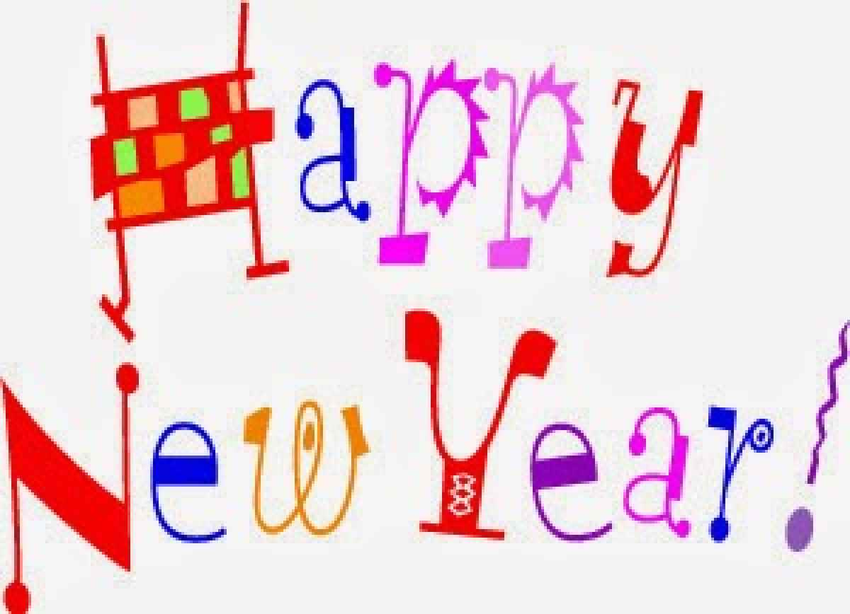 1200x868 free new years day clip art
