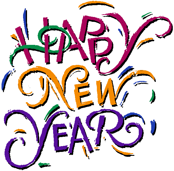 573x564 Free Animated Happy New Year Clipart The Cliparts