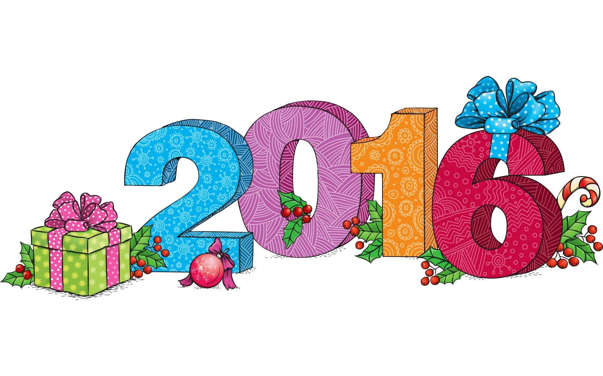 1920x1200 Free New Year Myspace Clipart Graphicsdes Happy New Year