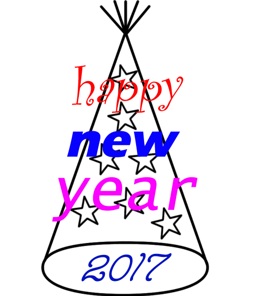 504x591 Happy New Year 2017 Wishes, Cards, Images, Quotes, Clipart