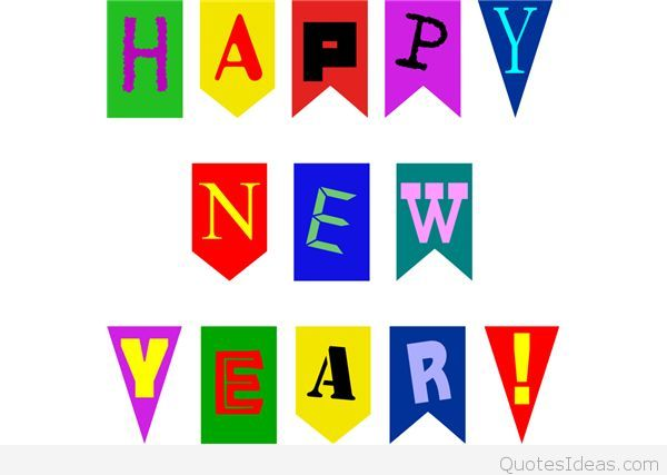 600x427 Free Clip Art Happy New Year 2016