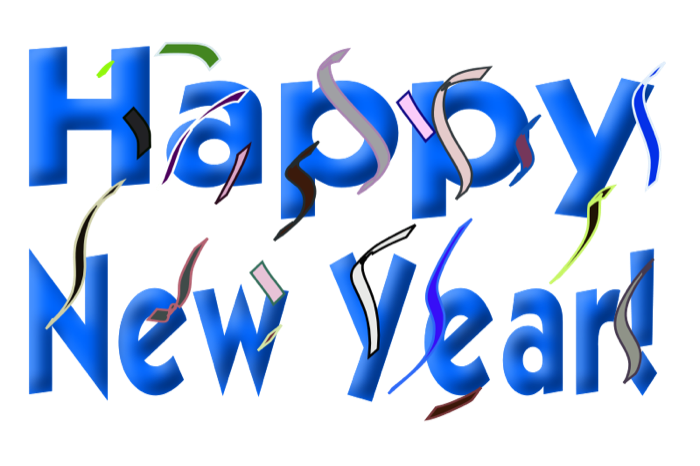 700x466 Happy New Year Free Clipart Animated Clip Art 2