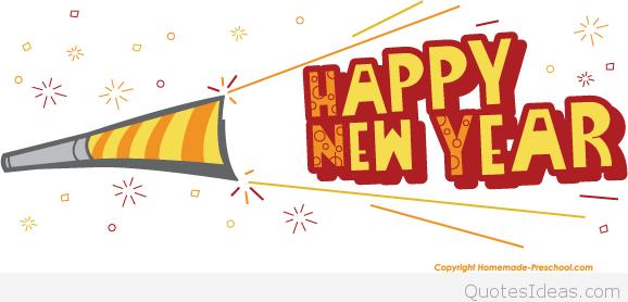 578x278 Preschool New Year Clipart