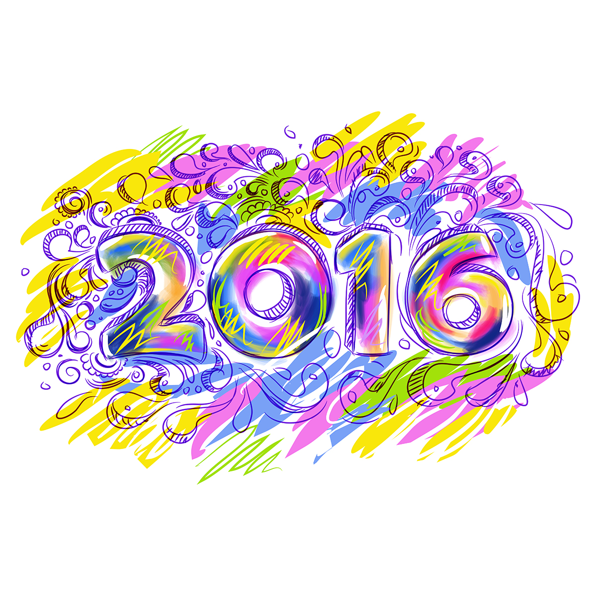 1200x1200 Download Free Clip Art Vector Latest Happy New Year 2016 T Shirt