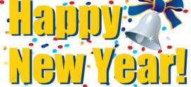 272x125 Happy New Year 2017 Clipart Free Download On Happy New Year Free