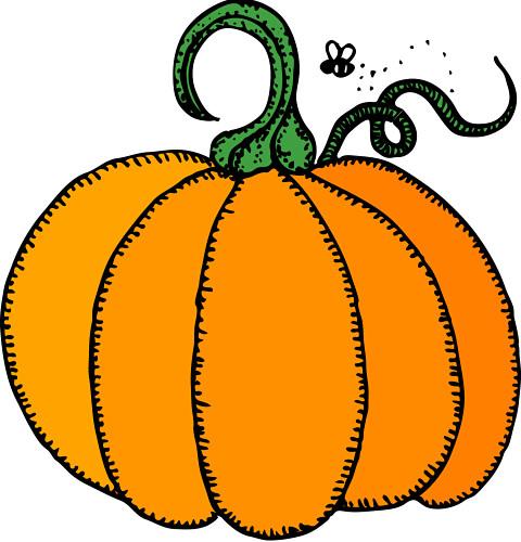 480x500 October Clip Art Clipart 3 Image