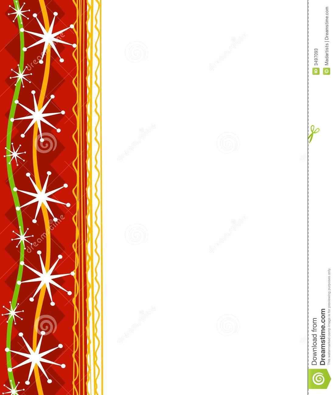 1101x1300 Christmas Border Clipart