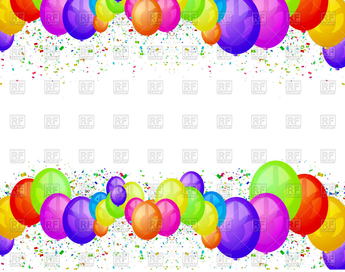 Free Party Clipart
