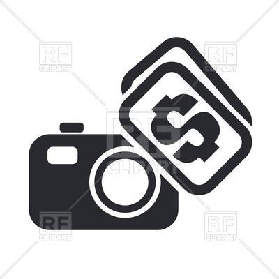 400x400 Camera With Price Tag