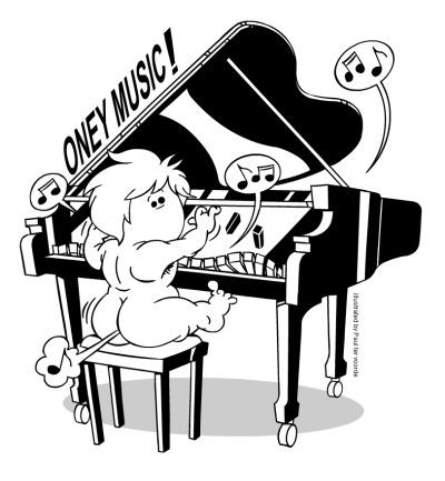 400x433 Grand Piano Clipart