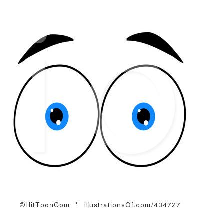 400x420 Free Clipart Eyes