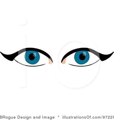 400x420 Eyes Clipart Images Royalty Free Eyes Clipart Illustration