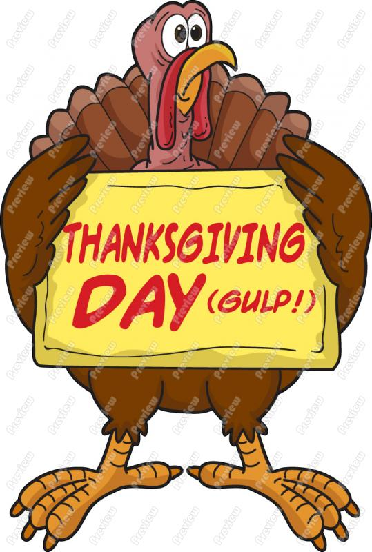 539x800 Thanksgiving Turkey Clipart Free