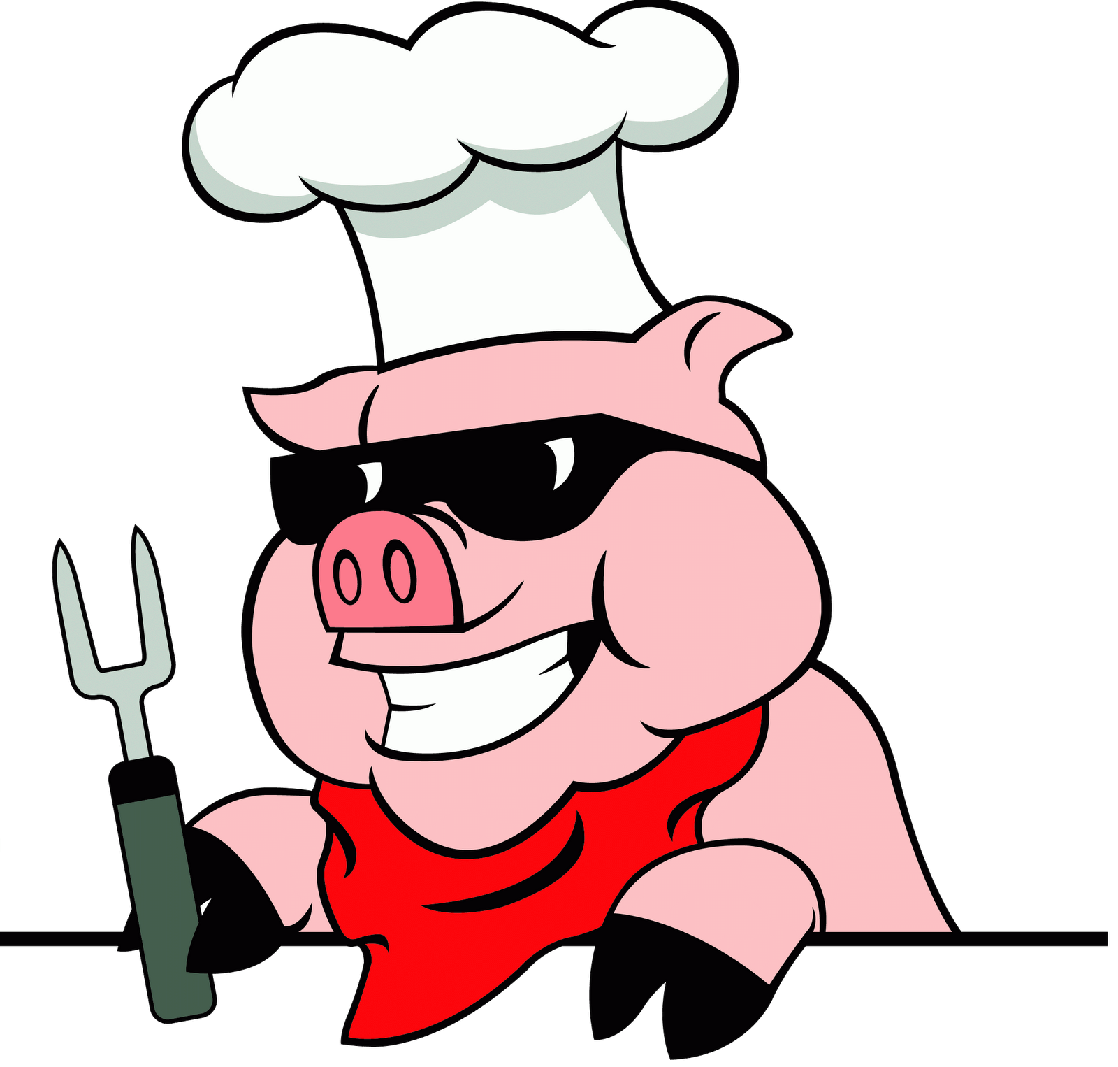 1600x1526 Pig Bbq Clipart Free Images