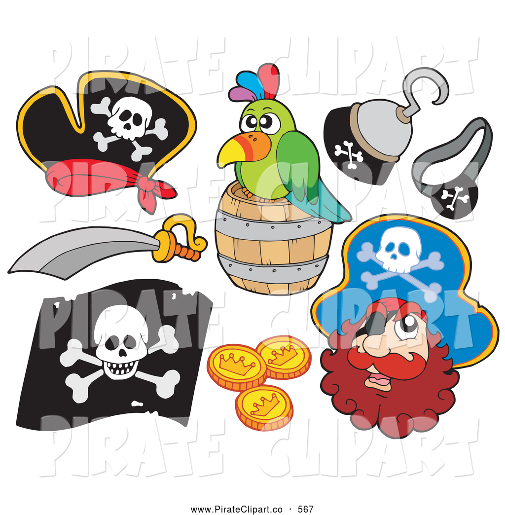 1024x1044 Free Pirate Hook Clipart
