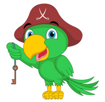 210x204 Top 86 Pirate Clip Art