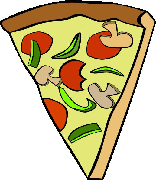 516x596 Pizza Clip Art