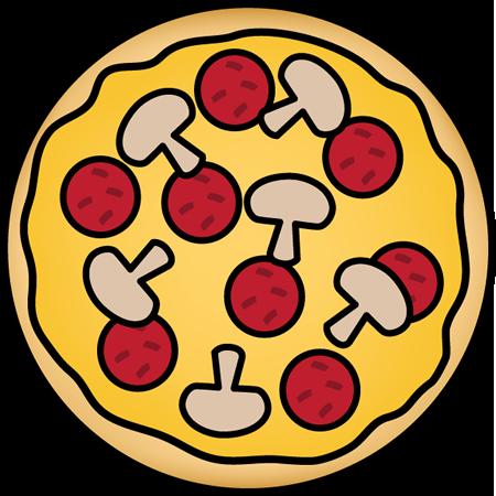 450x450 Pizza Clip Art Border Free Clipart Images