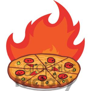 300x300 Pizza Clip Art Photos Vector Clipart Royalty Free Images 1 Image