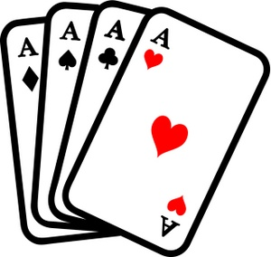300x284 Free Playing Cards Clipart Image 0071 1002 1001 1624 Acclaim Clipart