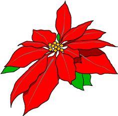 236x231 Free Clip Art Borders Poinsettia Christmas Poinsettia Flower