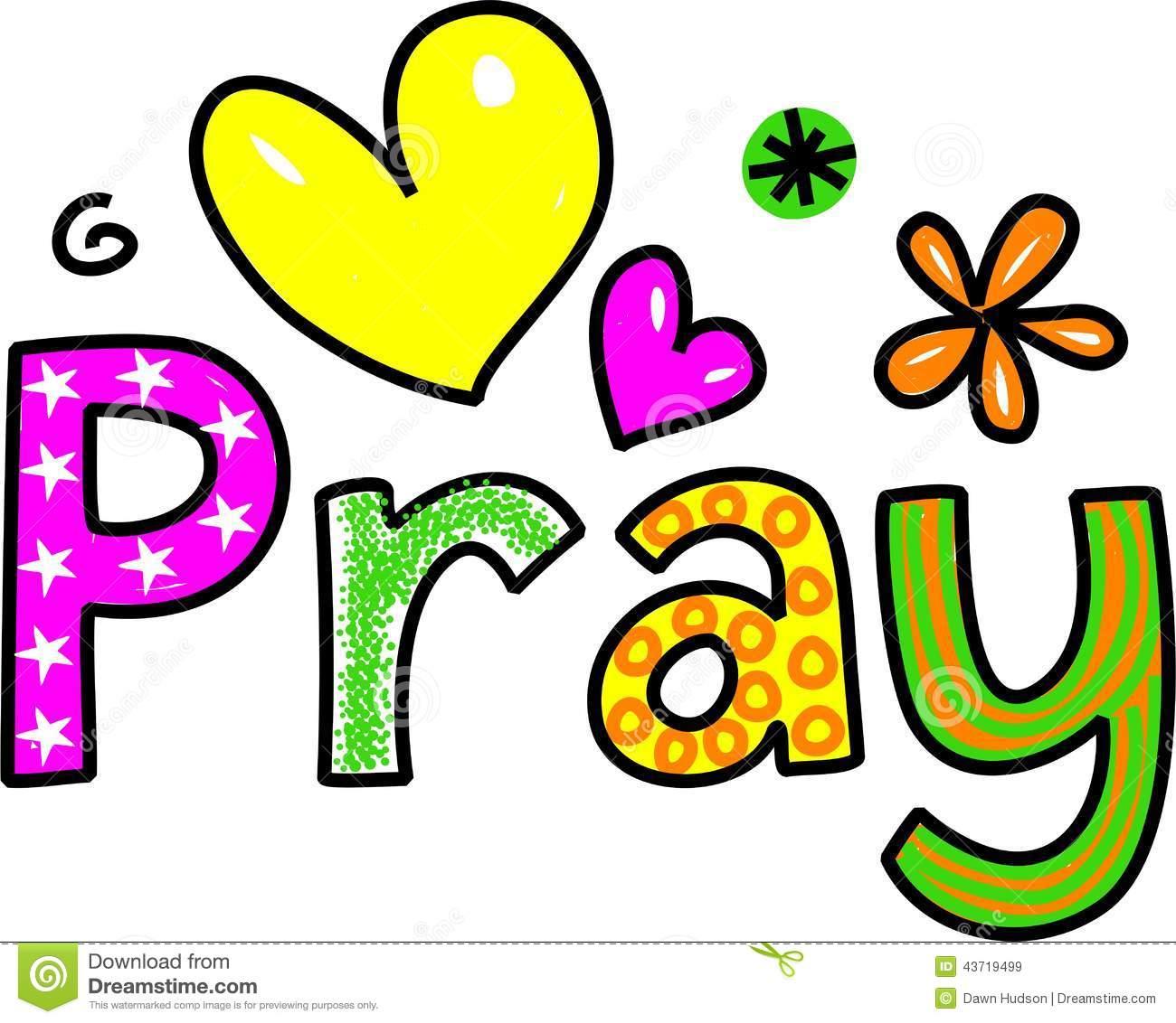 free prayer clipart