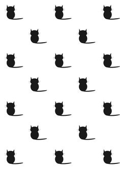 236x333 Free Printable Cat Pattern Paper Scrapbooking Paper Free