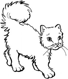 236x273 Cat Color Pages Printable Cute Cat Coloring Pages 003 Cat,'S
