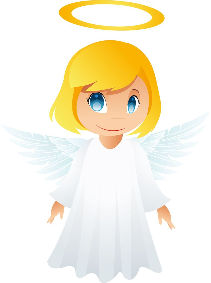 736x987 Angel Clip Art Free Printable Clipart Images