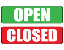 210x165 17 Best Open Close Signs Images Yards, Garages