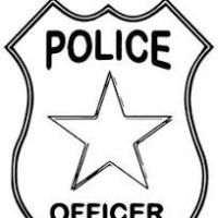 200x200 Police Badge Clipart