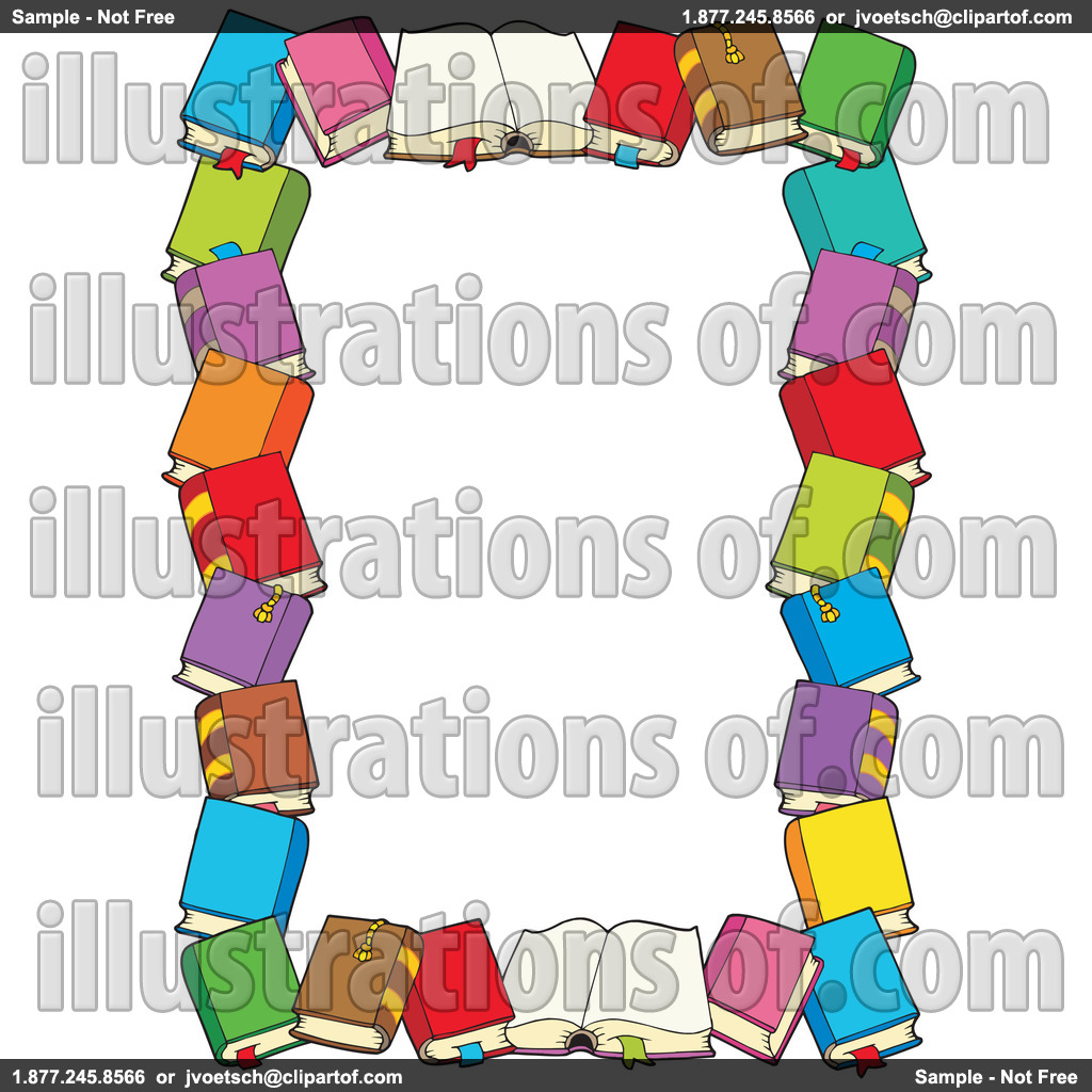 1024x1024 Book Border Clip Art Many Interesting Cliparts
