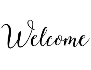 picture regarding Free Printable Welcome Sign Template titled Free of charge Printable Welcome Again Indicator No cost down load perfect Absolutely free