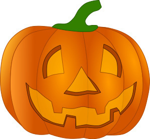 299x278 32 Free Halloween Pumpkin Images, Pictures, Clipart, Drawings