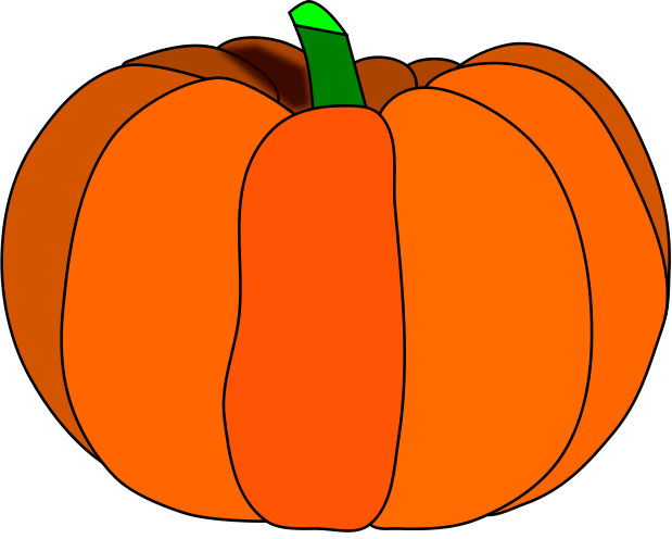619x496 Free Pumpkin Clipart Images Free Clipart Images