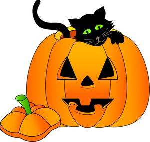 300x284 Pumpkin Clipart Jack O Lantern