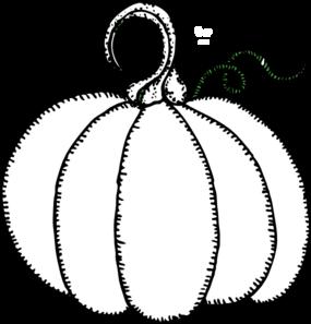 285x297 Pumpkin Clip Art