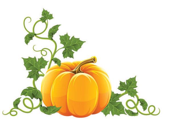 600x438 Vector Set Of Halloween Pumpkin Design Material 03