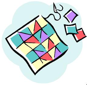 288x282 Free Quilting Clip Art Cliparts