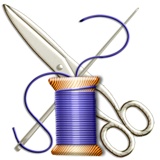 512x512 Free Sewing Clip Art Images Today's My Birthday Sew What