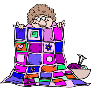 300x300 Free Quilting Clipart
