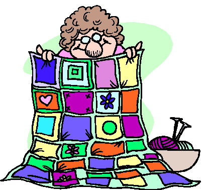 406x378 Quilt Clipart Free Images 3