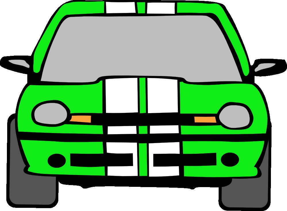 999x733 Free Clip Art Car Clipart
