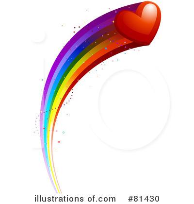 400x420 Rainbow Clipart