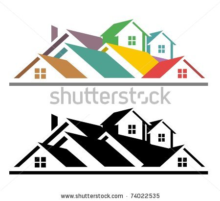 450x410 Free Real Estate Clipart